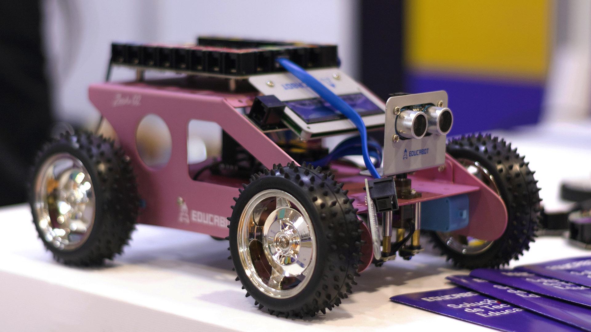 Cursos gratuitos de robótica e impresión 3D en San Pedro Alcántara