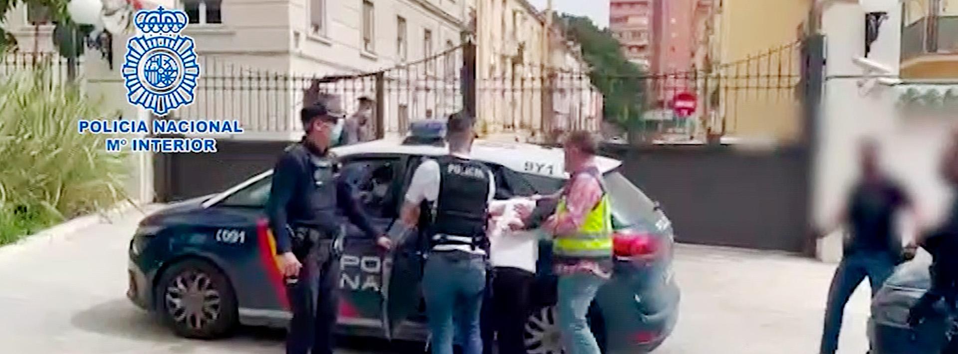 Detenido el presunto responsable de la muerte de un disc jockey en una fiesta ilegal en Guadalmina
