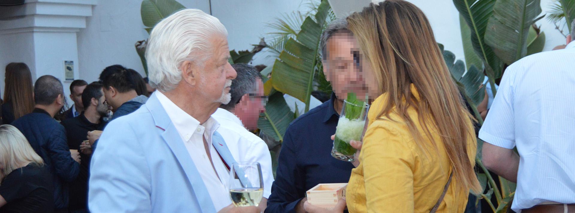 Detenido Lars Broberg, marido de la alcaldesa de Marbella, en una operación policial contra presuntos delitos económicos