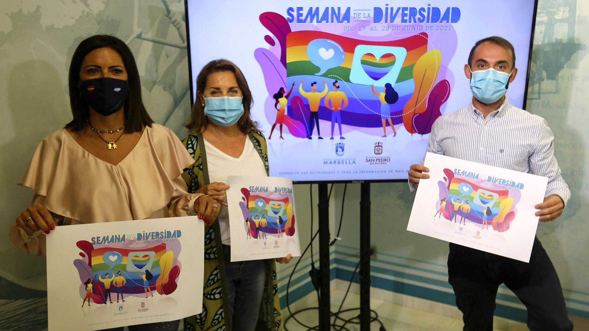 Actividades concienciadoras y lúdicas para conmemorar el Día Internacional del Orgullo LGTBI