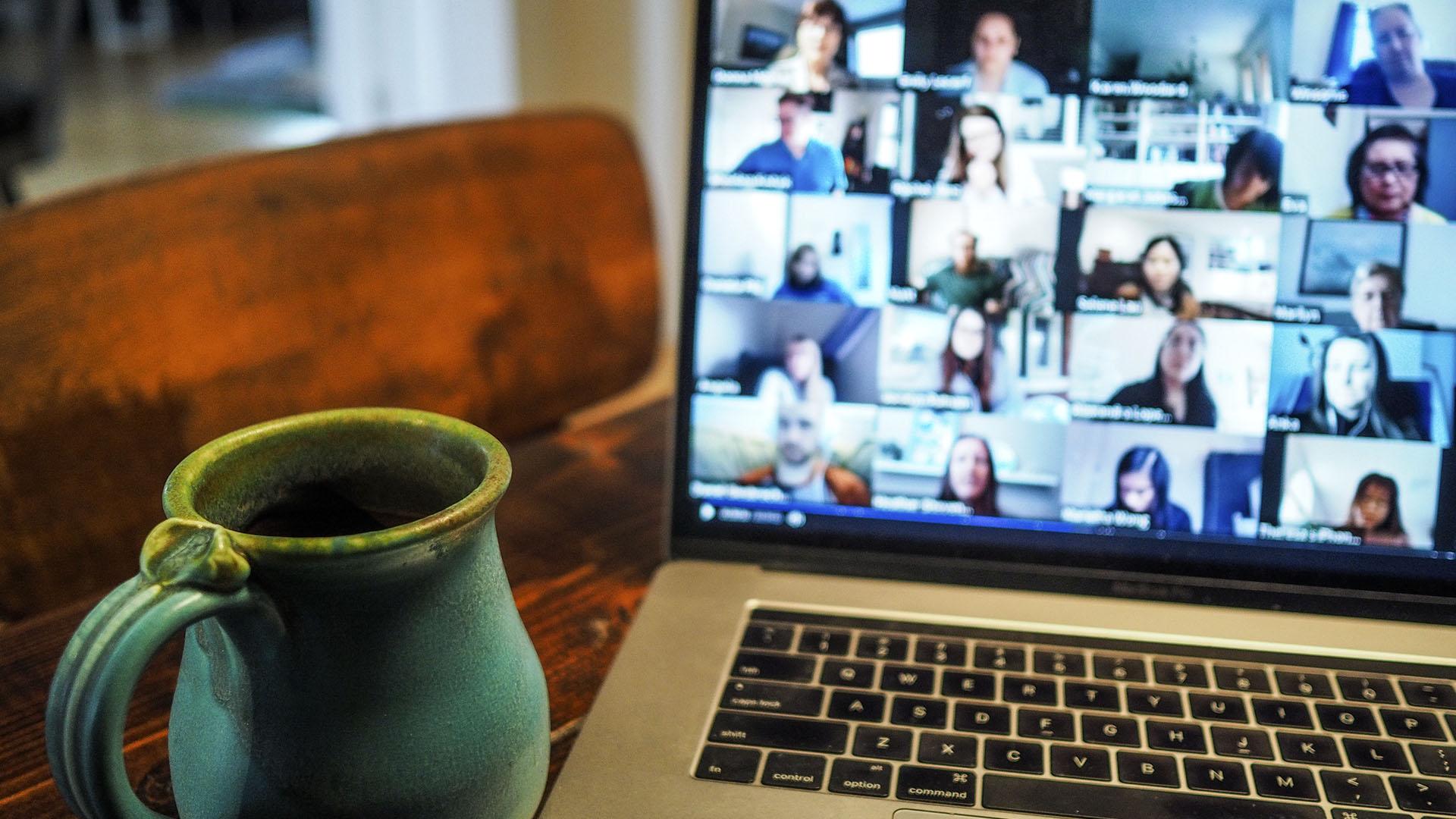 Plan de mentorización online de AJE Málaga y la Diputación