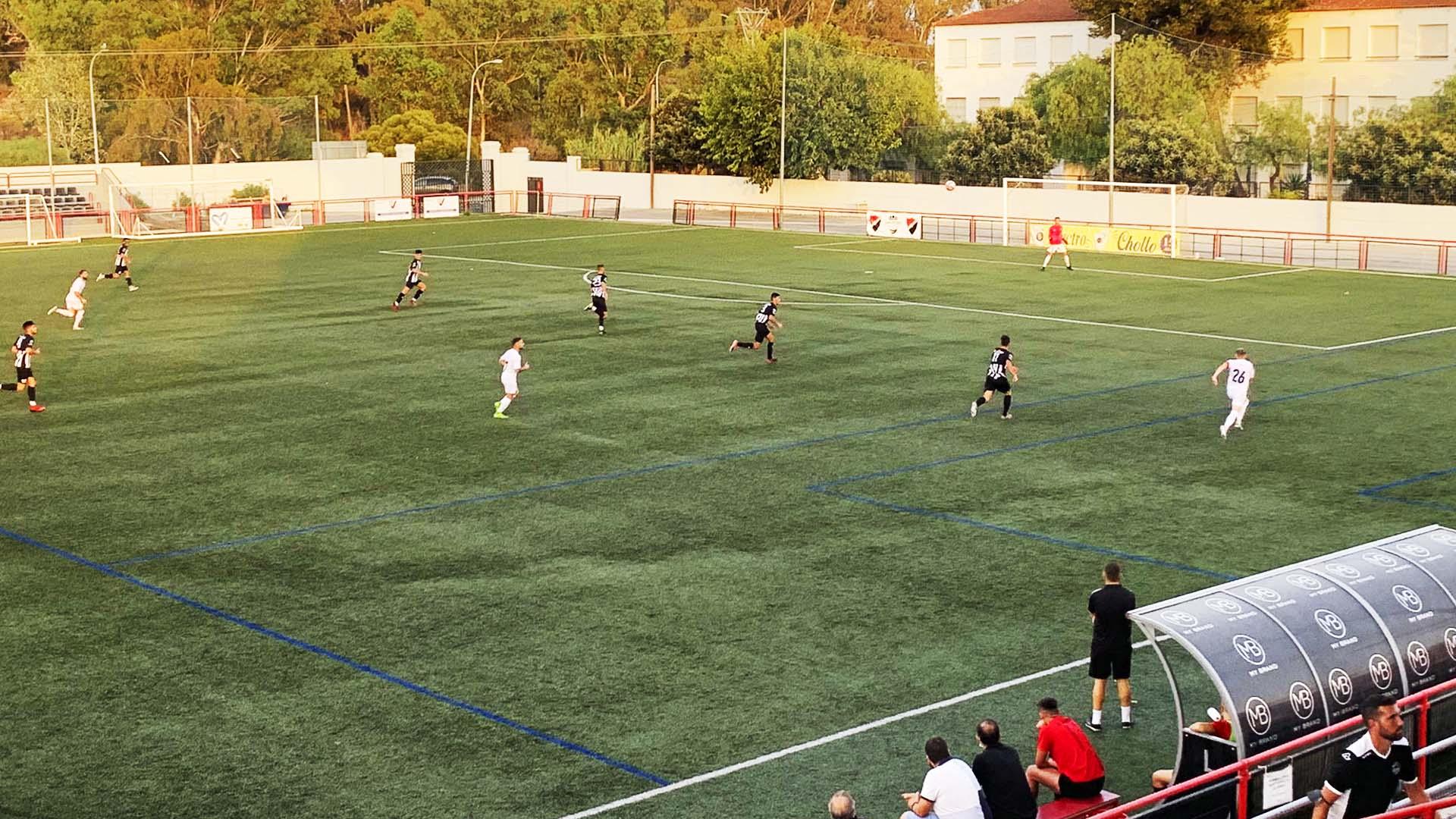 Finaliza una primera fase de mejoras en el Estadio Municipal Antonio Naranjo de San Pedro Alcántara