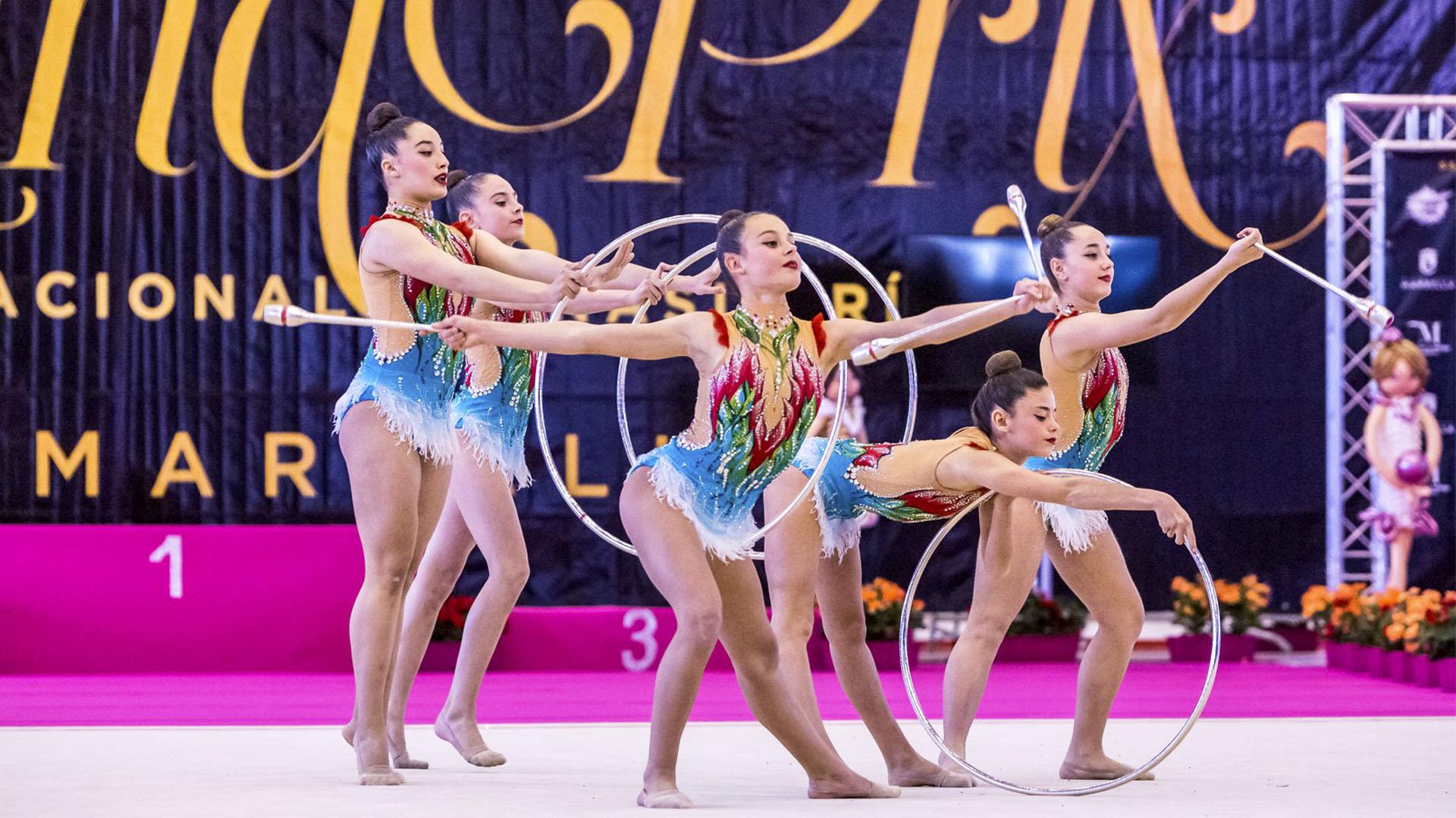 Vuelve el International Grand Prix al Palacio de los Deportes Elena Benítez de San Pedro Alcántara