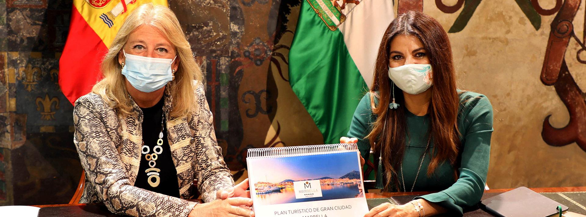 El Ayuntamiento propone a la Junta invertir 10 millones en un plan turístico