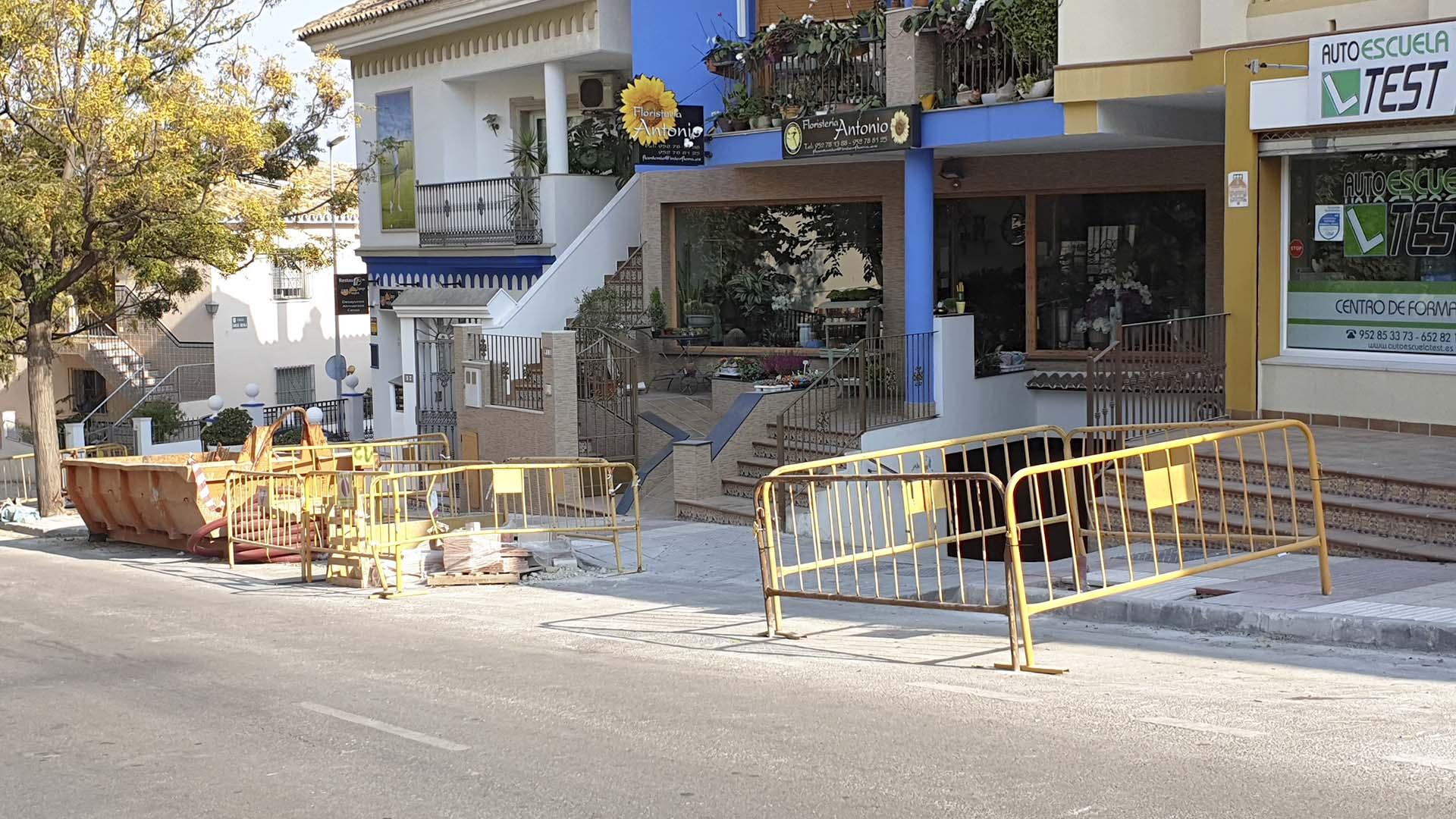 Realizan mejoras en Calle Doctor Eduardo Evangelista
