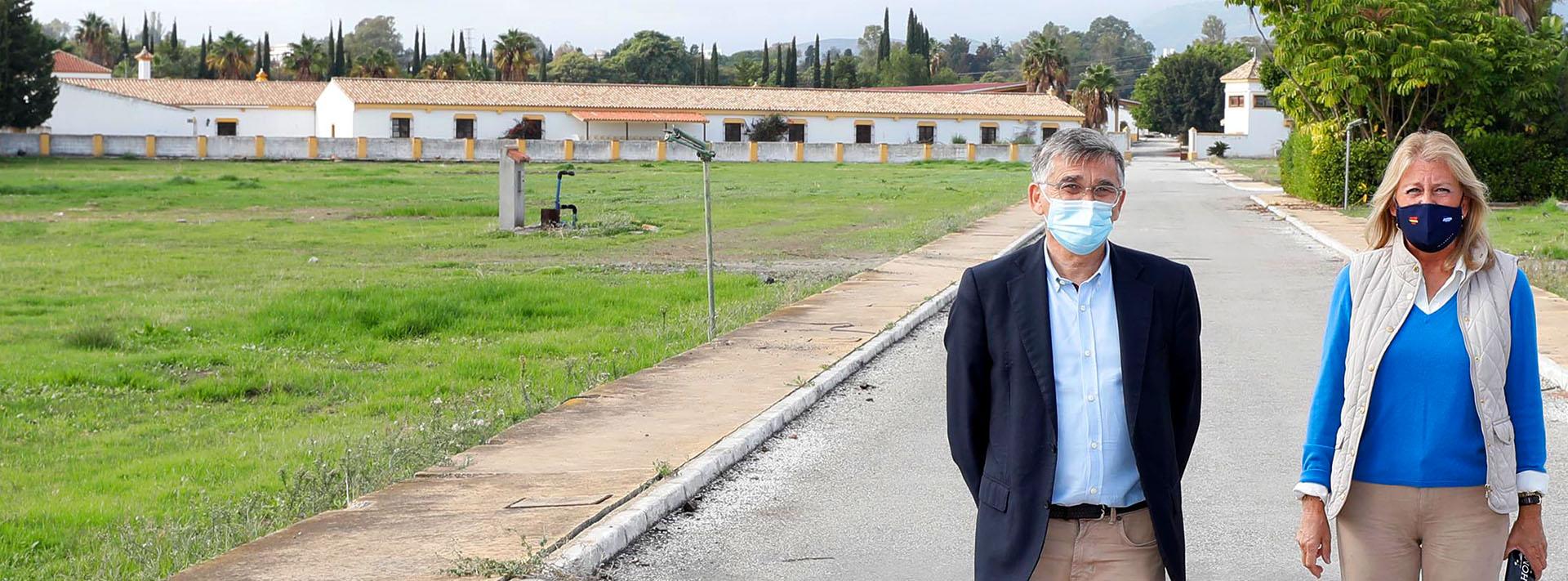 Finca La Caridad se convertirá recinto ferial para San Pedro Alcántara y Nueva Andalucía