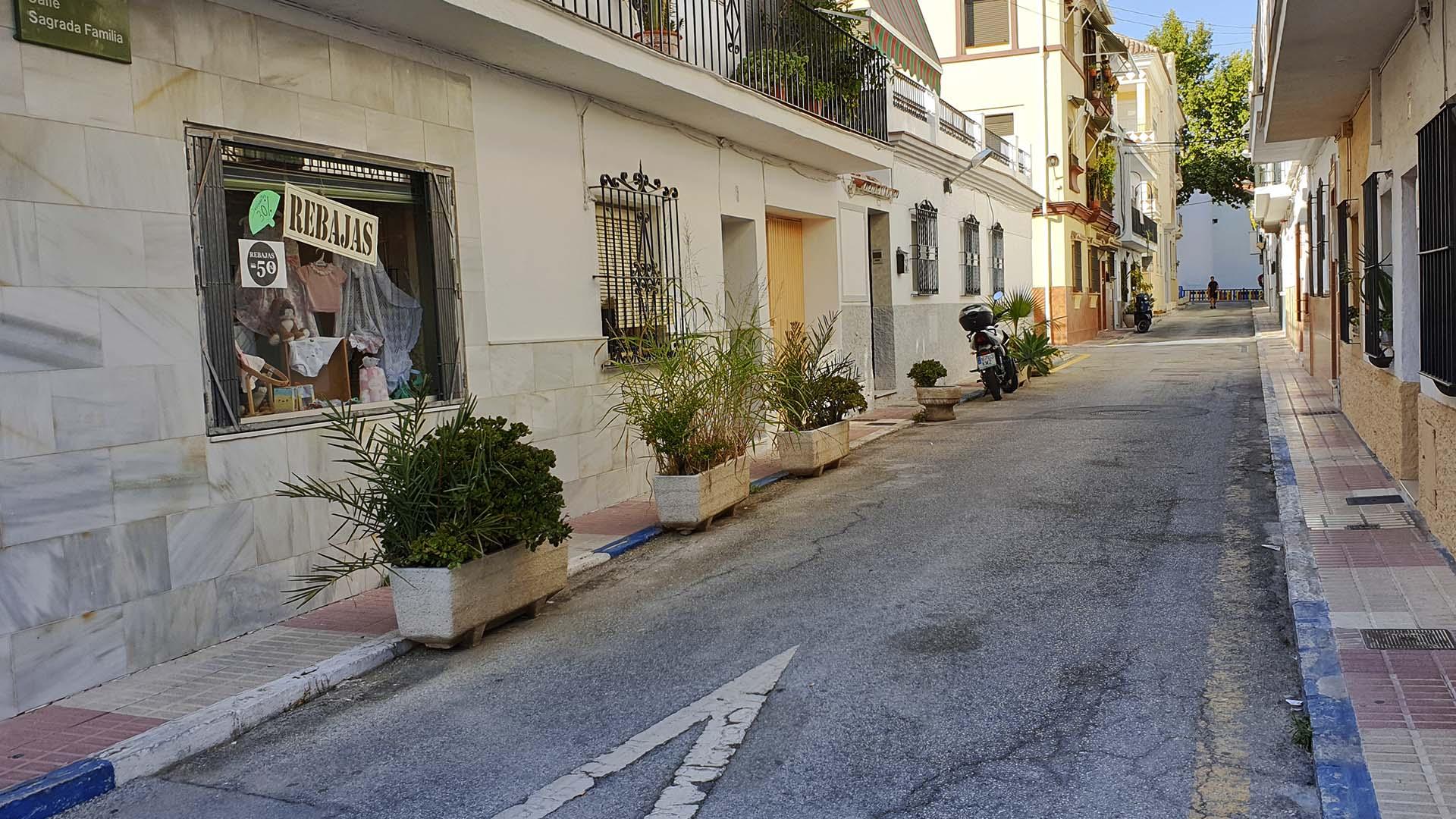 Se invertirán casi 800.000 euros en el mantenimiento de varias calles de San Pedro Alcántara