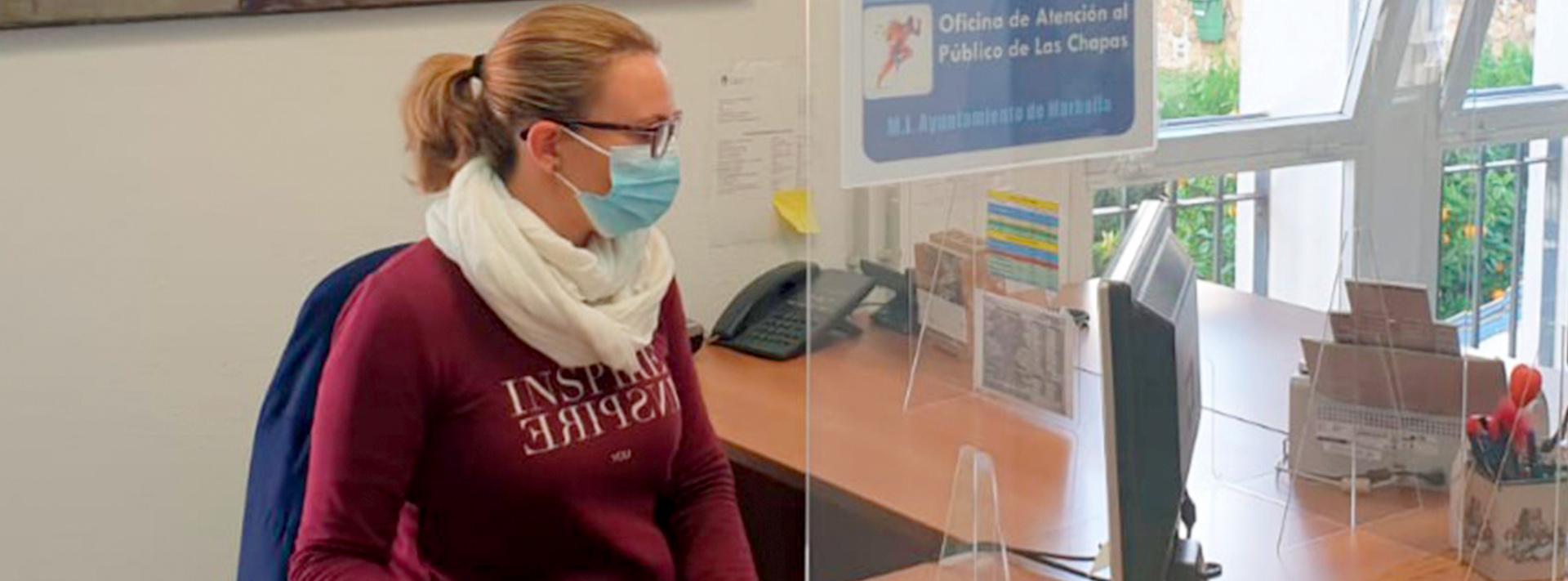 Nueva oficina de atención al deportista en Nueva Andalucía