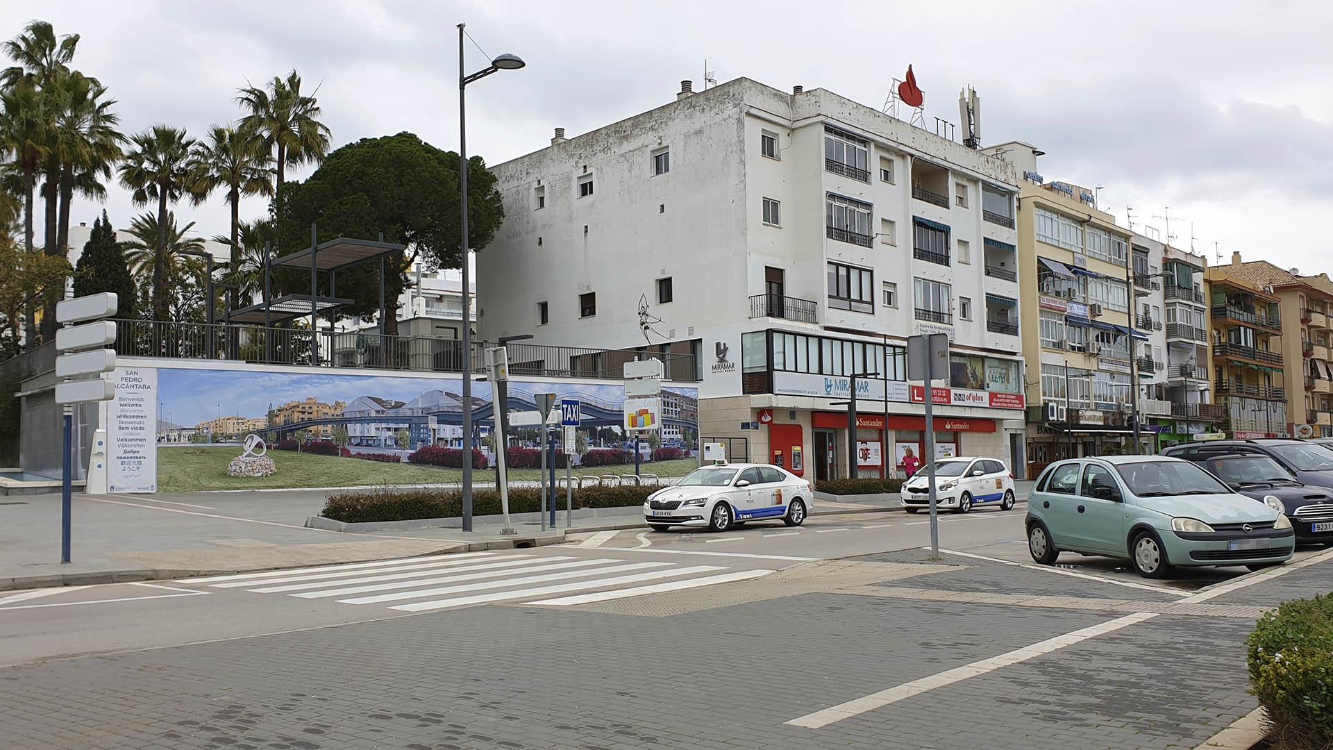 La Diputación aprueba el proyecto de Oficina de Turismo para San Pedro Alcántara