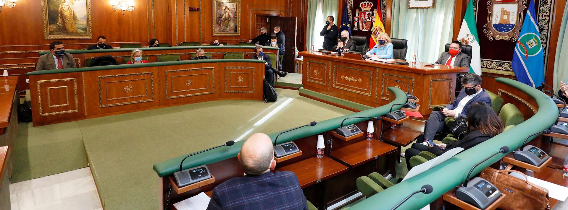 El Pleno aprueba definitivamente el presupuesto municipal para 2021