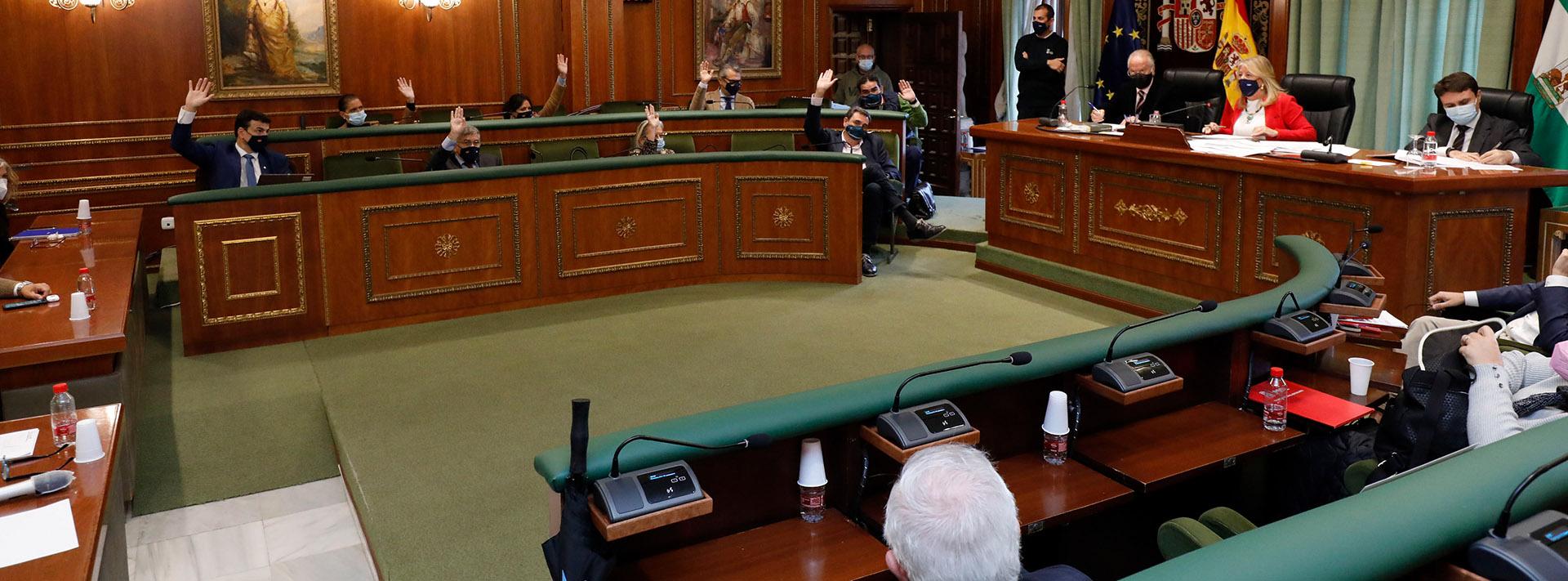 Aprobados inicialmente los presupuestos municipales de 2021