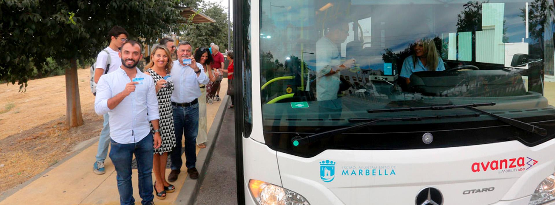 Transporte urbano para el Día de Todos los Santos