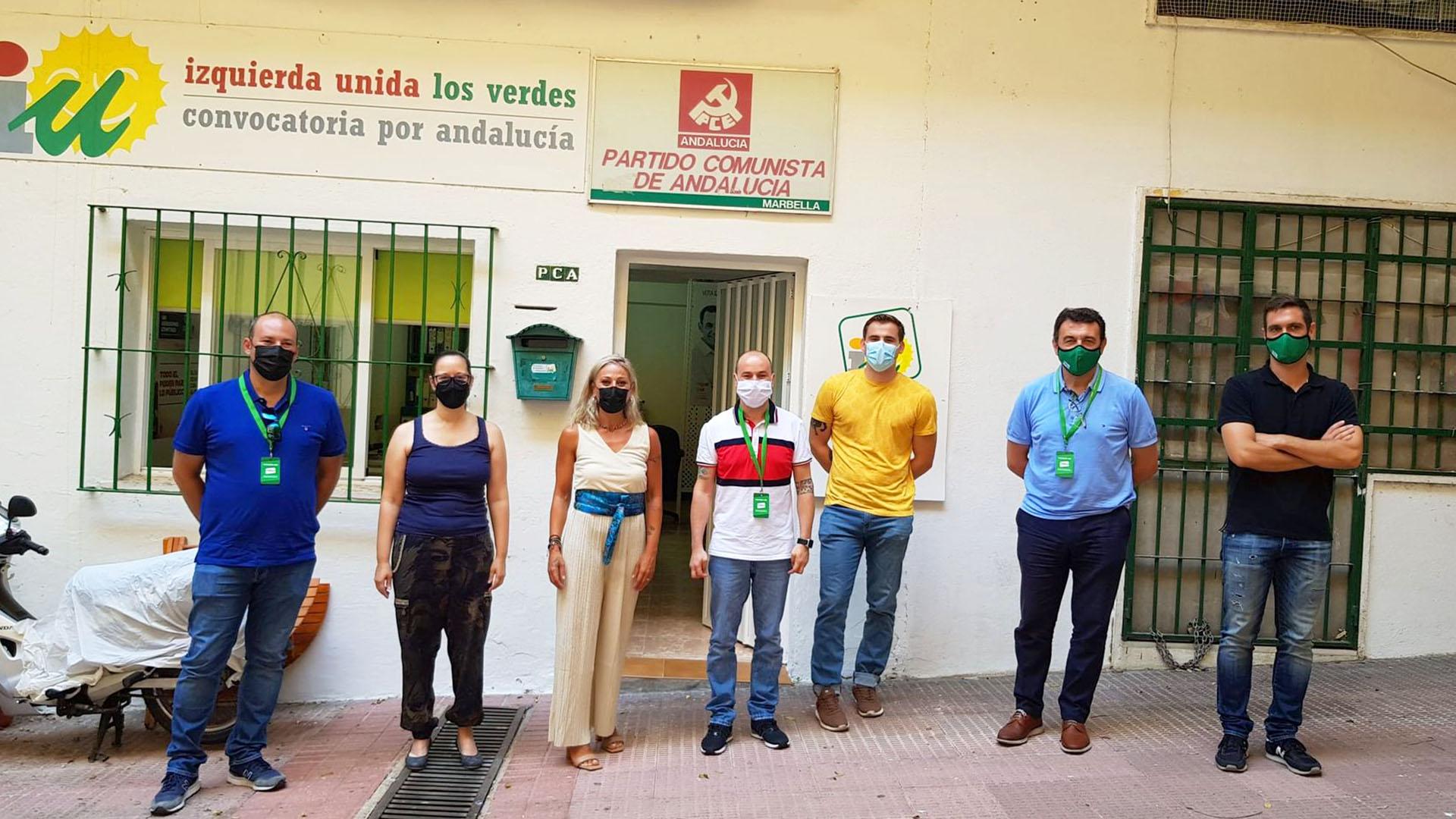 Unidas Podemos denuncia defectos en la convocatoria de subvenciones para los colectivos sociales