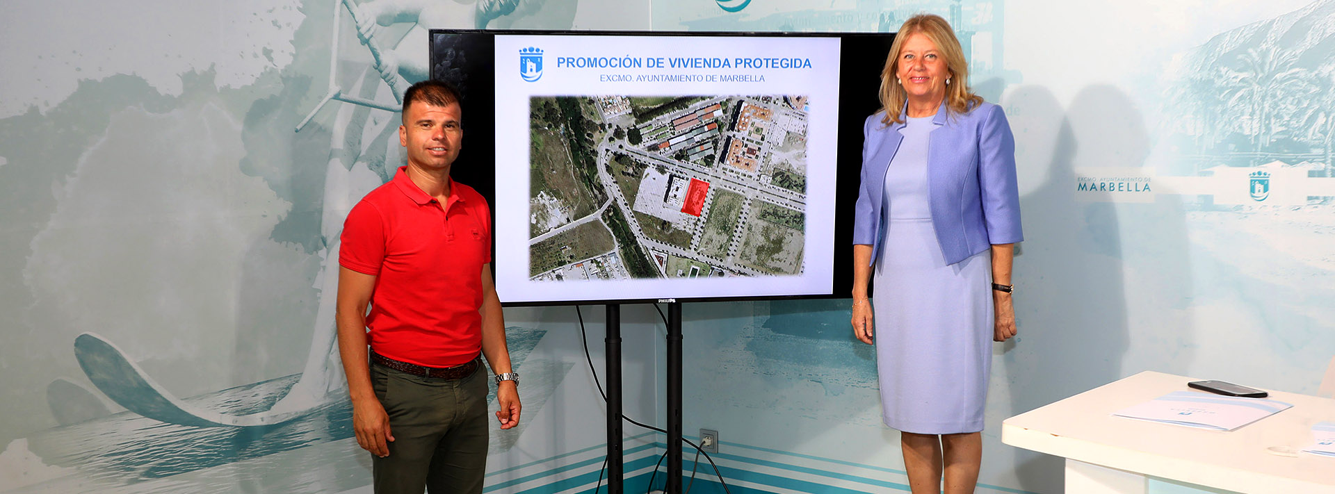 Nueva promoción de 73 viviendas públicas en Nueva Andalucía