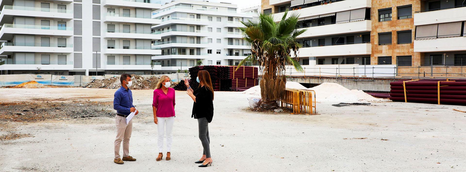 Prometen 73 viviendas de promoción pública en Nueva Andalucía